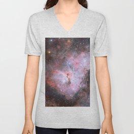 Eta Carinae Nebula Unisex V-Neck