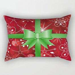 Christmas Gift Rectangular Pillow