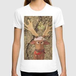 Funny Moose T-shirt