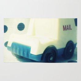 You've got mail Rug