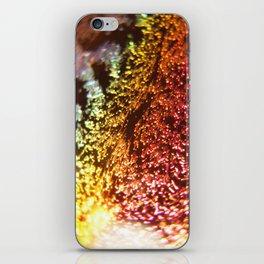 Dichro Distortions iPhone Skin