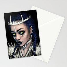 Vampire's Gaze Stationery Cards