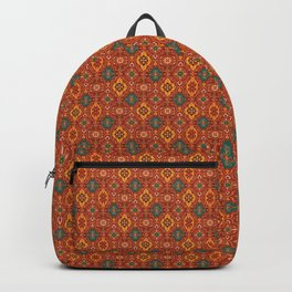 Spice Market - Terracotta Backpack