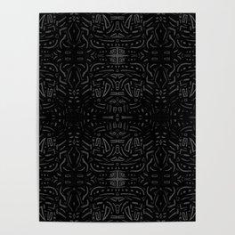 Black art Poster