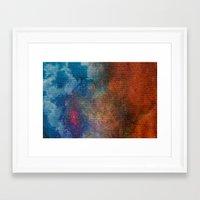chameleon Framed Art Prints featuring Chameleon by Bestree Art Designs