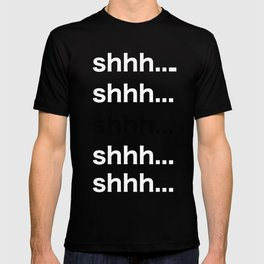 Shh... | Veronica Nagorny T-shirt