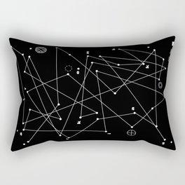 Raumkrankheit Rectangular Pillow