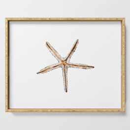 Blonde starfish Serving Tray