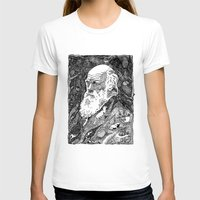darwin T-shirts featuring 'Darwin' by Sarah King by We Are West Coast