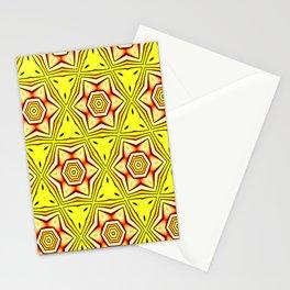 Octagonal Art II Stationery Cards