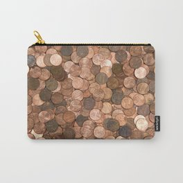 Pennies for your thoughts Carry-All Pouch