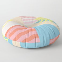 Sun & Sky Floor Pillow