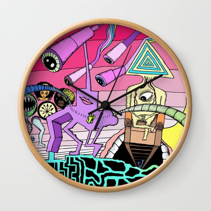 Mindscape Wall Clock