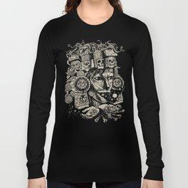 Mictecacihuatl 2 Long Sleeve T-shirt