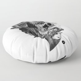 The art of Spielberg Floor Pillow