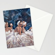 Ballerina Constellation Stationery Cards