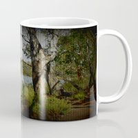 murray Mugs featuring The Mighty Murray River by Chris' Landscape Images & Designs