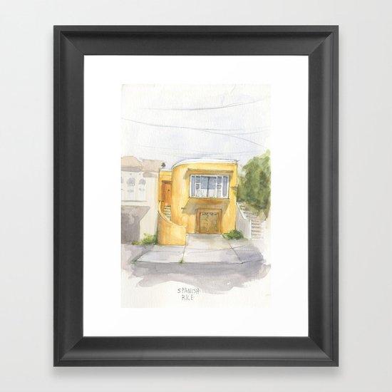 008.  Framed Art Print