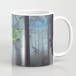 Whale Music in the Forest Coffee Mug
