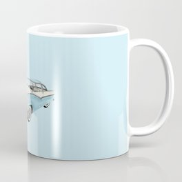 New blu car Coffee Mug