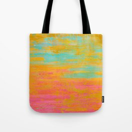Warm Breeze Tote Bag