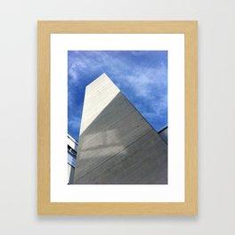 The Monolith Framed Art Print
