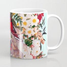 Floral and Birds XXXI Coffee Mug