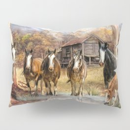 High Country Hideaway Pillow Sham