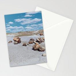 Arizona Petrified Wood Stationery Cards