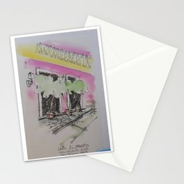 Calle de Obispo Stationery Cards