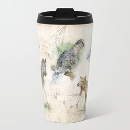 The Scientific Sketchbook Travel Mug