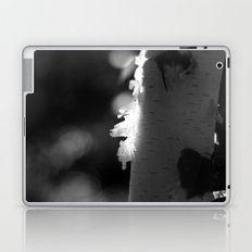 Birtch Light in Black and White Laptop & iPad Skin