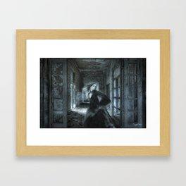 Prisoner Of Time Framed Art Print