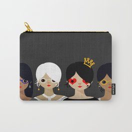 3 girls Carry-All Pouch