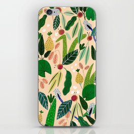 Desert Blooms iPhone Skin