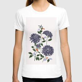 Botanical illustration print - Lara T-shirt