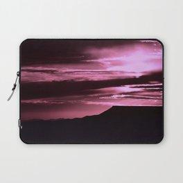 SW Rose Mesa Sunset Laptop Sleeve