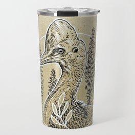 Cassowary Love Travel Mug