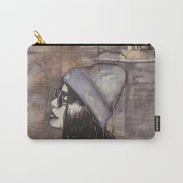 The sea at winter Carry-All Pouch