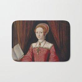 The Virgin Queen when a Princess Bath Mat