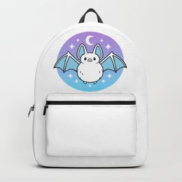 Cute Night Bat Backpack