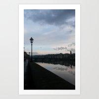 Firenze Art Print