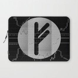 Runa Fehu for trader Laptop Sleeve