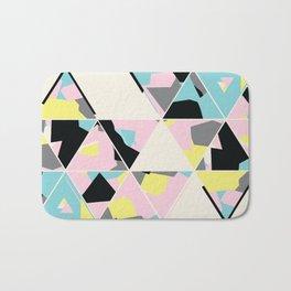 triangle no.3 / with love Bath Mat
