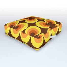 zappwaits RETRO Outdoor Floor Cushion