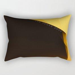 Las Vegas 2049 Rectangular Pillow