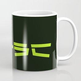 esc / escape Coffee Mug