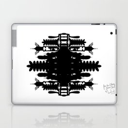 A Template for Your Imagination Laptop & iPad Skin