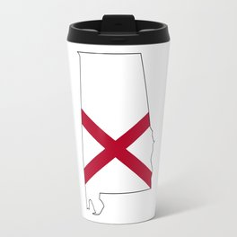 Alabama Love Travel Mug