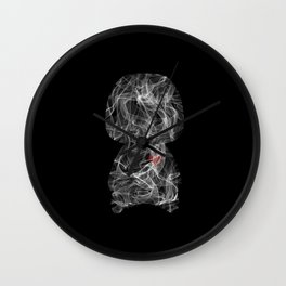 A Boy - never leave Wall Clock